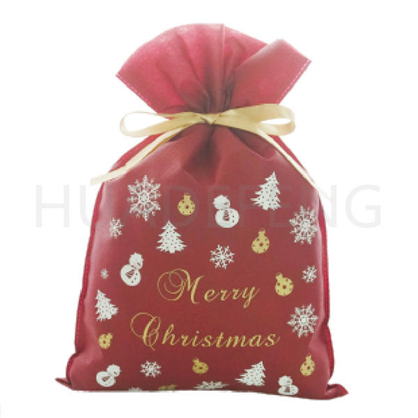 Wholesale Personal Christmas Gift Bags Christmas Elf Stocking Red Christmas Stocking Candy Bag